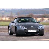 Lamborghini And Aston Martin Driving Thrill With Passenger Ride Picture