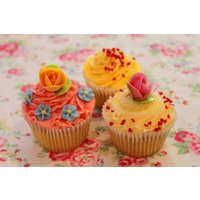 Full Day Cookie Girl Cupcake Decorating Course For One Picture