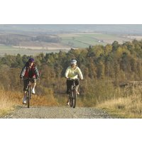 Mountain Biking for Two at Gorsebank - Biking Gifts