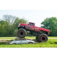 Monster Truck and Rally Kart Experience - Monster Truck Gifts