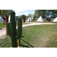 Two Night Stay In A Cowboy Camping Shack At Pinewood Park Picture