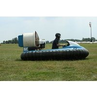 Hovercraft Flying For One Special Offer Picture