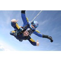 Beginner's Tandem Skydive In Wales Picture
