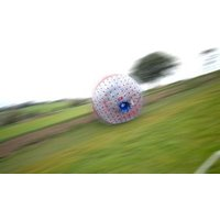 Aqua Zorbing for Three Special Offer