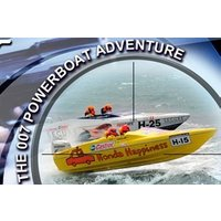 007 Powerboat Adventure Day for Four