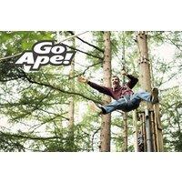 Zip Trekking Adventure For One At Go Ape Picture