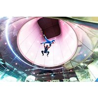 Ifly Indoor Skydiving And Three Course Meal For Two At Zizzi - Special Offer Picture