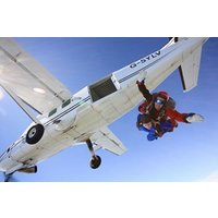Tandem Skydive In Cambridgeshire Picture