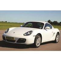 Porsche Cayman Driving Thrill at Thruxton