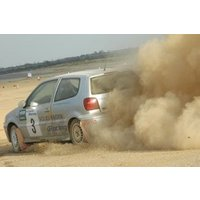 Rally Driving Thrill With Passenger Ride Picture