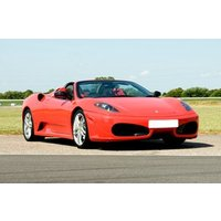 Ferrari Driving Blast Picture