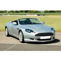 Ferrari And Aston Martin Driving Thrill With Passenger Ride Picture