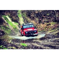 One Hour Shared Off Road Driving Experience in Kent