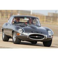 Jaguar E Type Driving Thrill