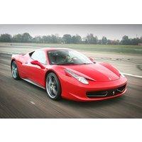 Ferrari 458 Driving Blast Picture