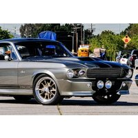 Shelby GT500 Eleanor Driving Thrill Experience