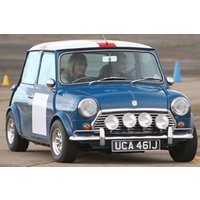 Double Classic Car Driving Blast for One in Oxfordshire