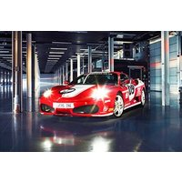Silverstone Ferrari Vs Aston Martin Driving Experience Special Offer Picture
