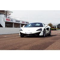 150 MPH Runway Supercar Driving Experience