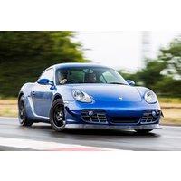 Porsche Bronze Drift Experience
