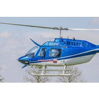 Blue Skies Helicopter Tour With Bubbly For One Picture