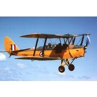 40 Minute Tiger Moth Flight Picture