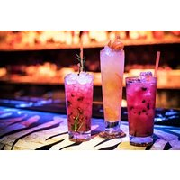 2 For 1 Three Course Dinner With Champagne Cocktail At Shaka Zulu Picture