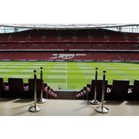 Emirates Stadium Tour And Three Course Meal With Fizz For Two Picture
