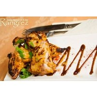 Three Course Indian Meal With A Glass Of Wine For Two At Rangrez Picture