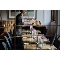 Three Courses and Champagne for Two at Galvin at The Athenaeum Hotel, Mayfair