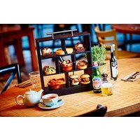 Italian Sparkling Afternoon Tea At Marco Pierre White, Bardolino Birmingham Picture