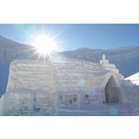 Three Night Ice Hotel Adventure in Romania for Two