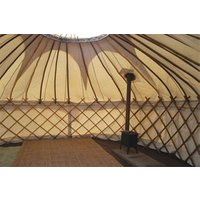 One Night Stay In A Traditional Yurt At Rivendale Caravan Park Picture