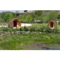 One Night Stay in a Family Camping Pod at Rivendale Caravan Park