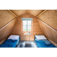 Two Night Glamping Break On The River Lee Picture