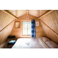 One Night Glamping Break At Lee Valley Campsite, Sewardstone Picture