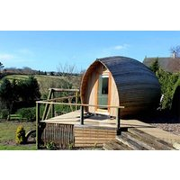 One Night Stay In A Glamping Pod At Westwood Hideaway Picture