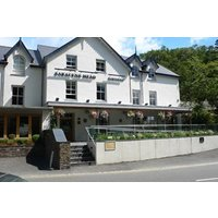 Two Night Stay at The Saracens Head Hotel with 2 Course Dinner for Two