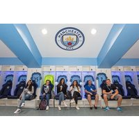 Adult Tour Of Manchester City Stadium With Souvenir Photo - Special Offer