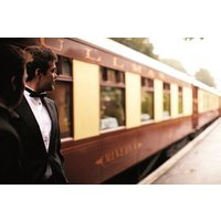 Steam Hauled Golden Age Of Travel On The Belmond British Pullman Train For Two Picture