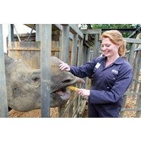 Keeper For A Day At Zsl Whipsnade Zoo Picture