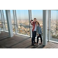 The View From The Shard With 3 Course Michelin Dining And Bubbles For Two Picture