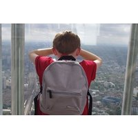 The View From The Shard Day And Night Tickets For Two Adults And One Child Picture