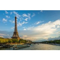 Eurostar To Paris And Lunch Cruise For Two Picture
