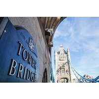 Tower Bridge Exhibition And Lunch With Cocktails For Two At Ping Pong Picture