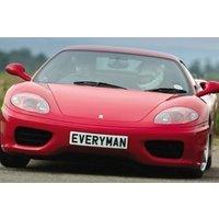 Junior Ferrari Driving Special Offer Picture