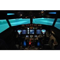 30 Minute Full Motion Jet Flight Simulator Experience Picture