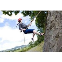 Climbing And Abseiling Package In Gwynedd Picture