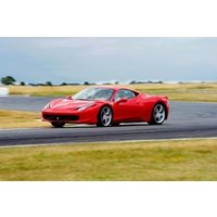 Ferrari 458 Driving Thrill With Free Passenger Ride Picture
