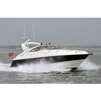 Luxury Motor Cruiser Driving Experience With Champagne For Two - Special Offer